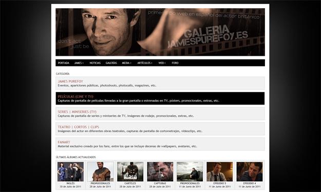 www.jamespurefoy.es